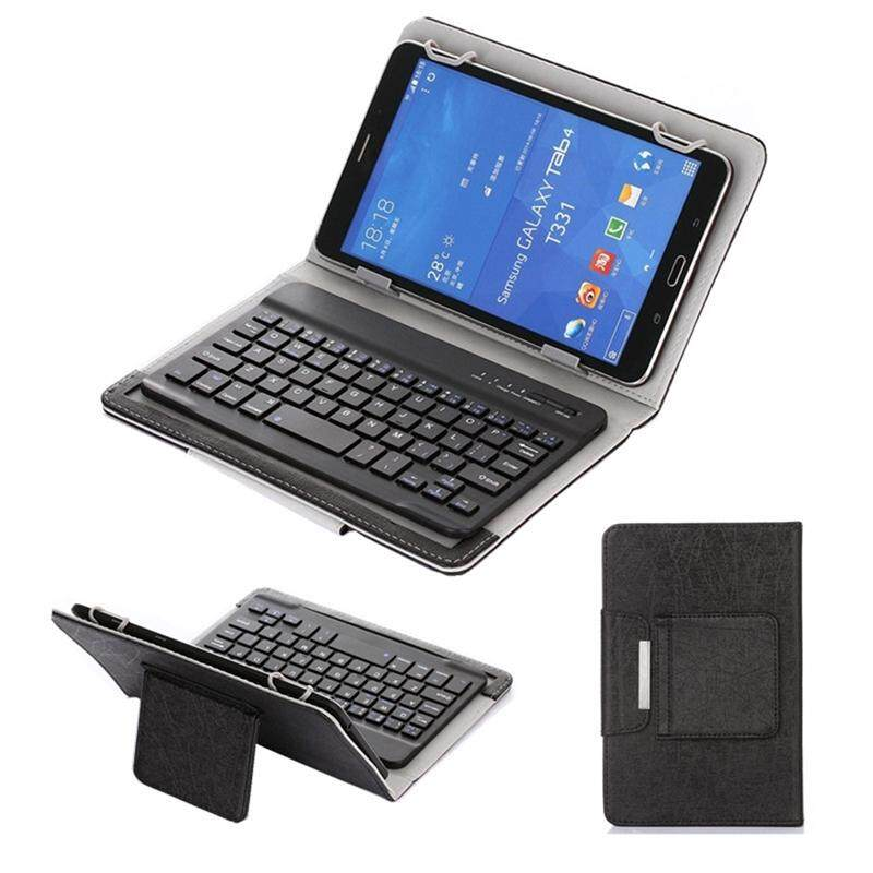 """【Recommend】Happon  for  For 9""""-10"""" Tablet USA Keyboard Case Android Windows Universal Tablet Protector with Kickstand"""