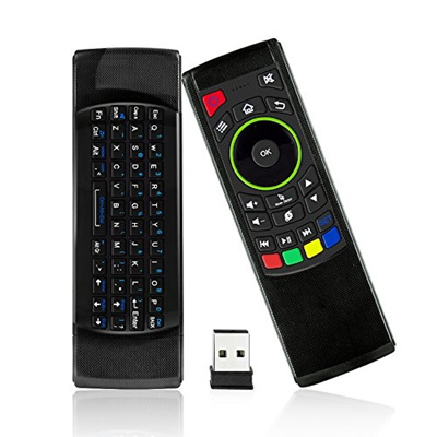 (My Toots) Magicsee FM5S 2.4GHz Wireless Fly Air Mouse Mini Keyboard For TV Box-
