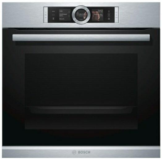BOSCH 博世 HRG6769S2B  60公分複合式蒸氣烤箱 (BOSCH 8系列) ※熱線07-7428010