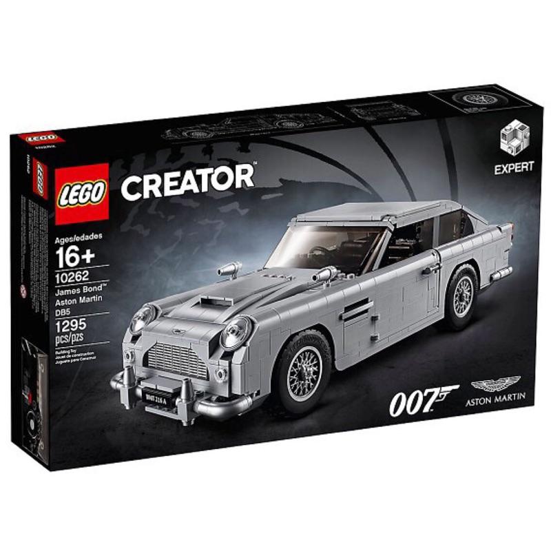 ®️樂高 LEGO®︎ 10262 CREATOR 007  Aston Martin DB5