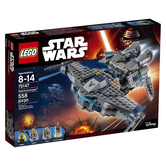 特價 樂高 lego 75147 star war StarScavenger  全新 零件包 現貨 lego75147