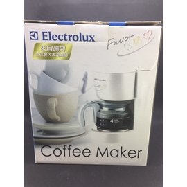 [全新]Electrolux伊萊克斯 美式咖啡機 ECM4G白