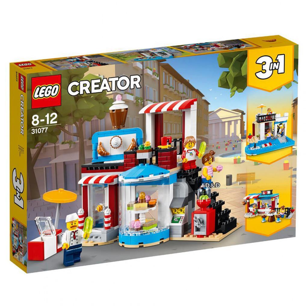 LEGO 樂高 Creator 創意大師 - LT31077 甜點驚喜屋