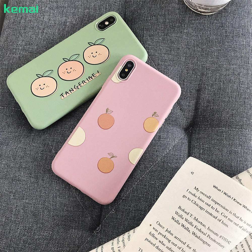 ✨ VIVO V11i(Z3) Fruit TPU Case Y75(V7)/Y79/Y71/Y83/Y85/Y91/Y93/Y97 Soft Back Cover