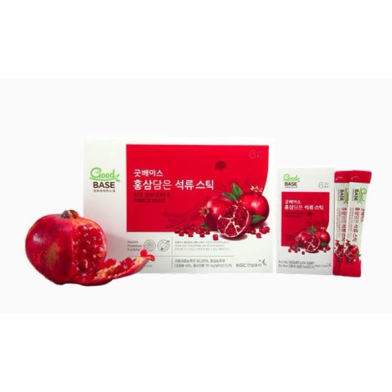 Angee Kr- 韓國正官庄_石榴紅蔘口服濃縮液
