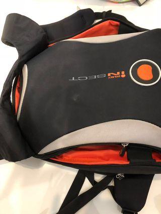🚚 Delsey backpack laptop bag