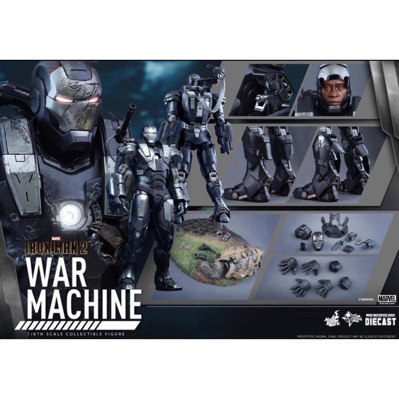 全新未拆 Hot toys mms331 D13 戰爭機器 鋼鐵人 復仇者聯盟 非 美國隊長 雷神索爾 奇異博士 蜘蛛人
