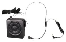 Martin Roland Voice Amplifier Portable Waist-Band Portable PA System with Headset Microphone, Rechargeable Batteries