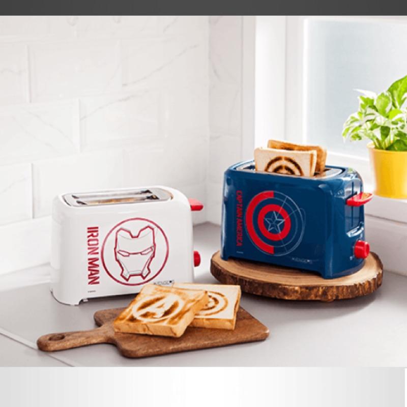7-11漫威麵包機