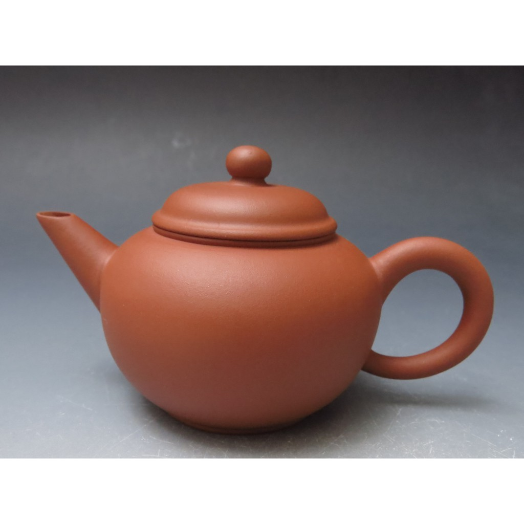(EE35)一廠早期荊溪惠孟臣蜂網紫砂壺