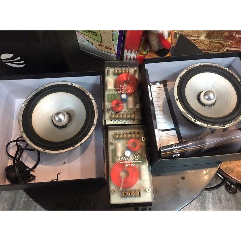DEGO A7 6.5吋分音喇叭