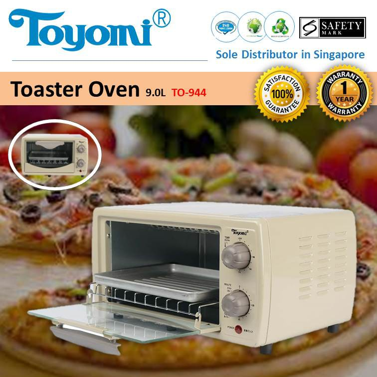 TOYOMI Toaster Oven 9.0L - TO 944