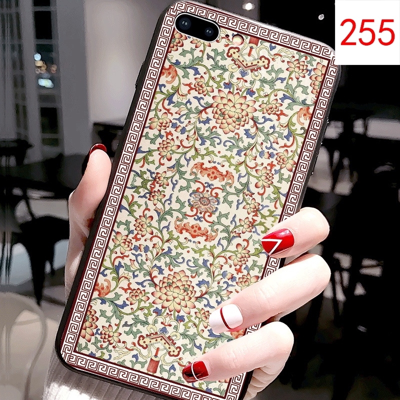 Palace Style Emboss Case For Huawei Nova 2 2s 2plus 2lite Cover Soft TPU Painted