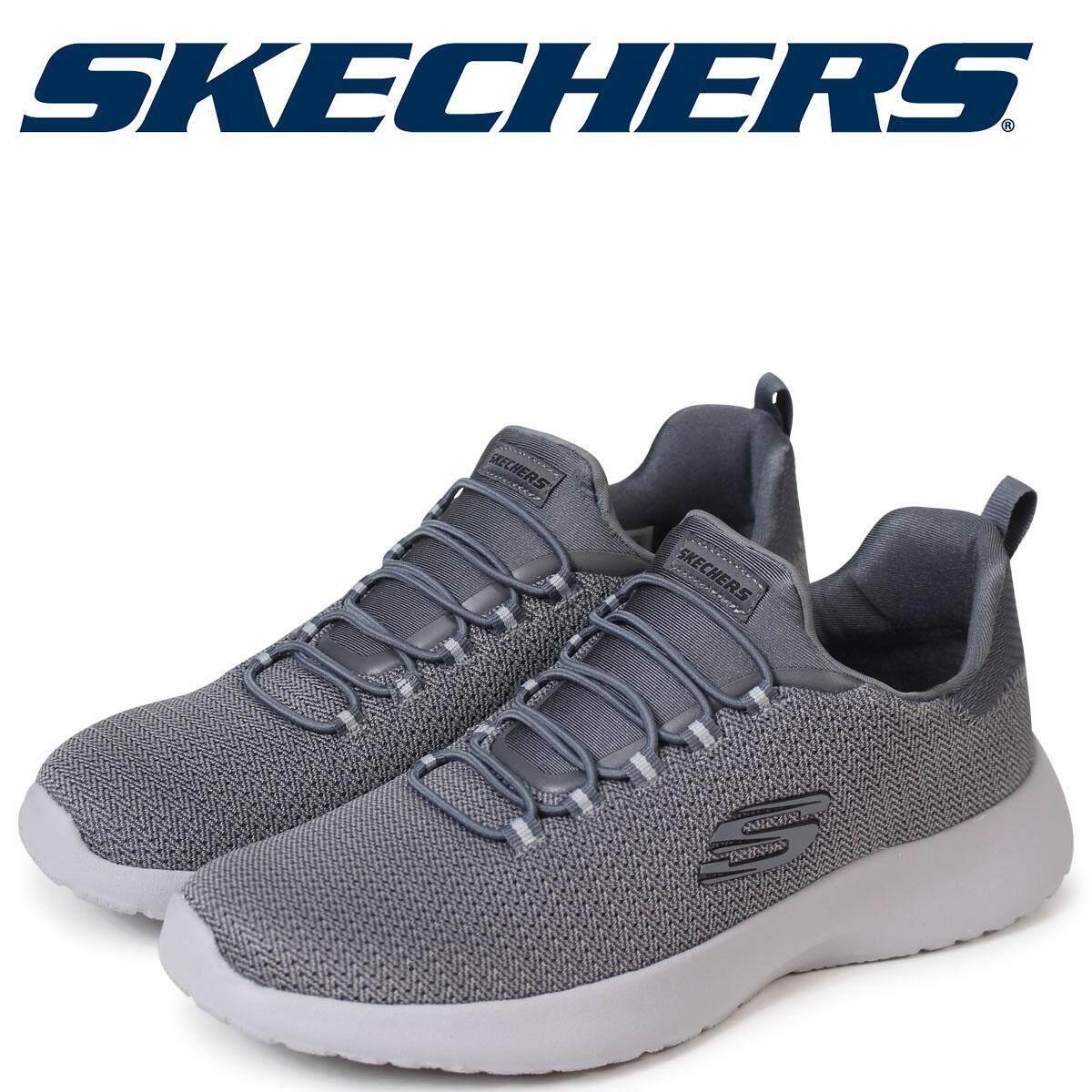 SKECHERS MEN รองเท้าผ้าใบ ผู้ชาย รุ่น DYNAMIGHT  - 58360CHAR (CHARCOAL)