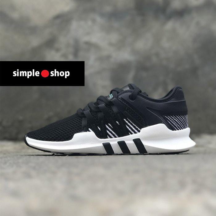 【Simple Shop】Adidas Originals EQT SUPPORT ADV 線條 黑白 BY9795