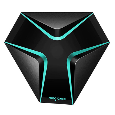 Magicsee Iron Amlogic S905X 2GB RAM 8GB ROM TV Box