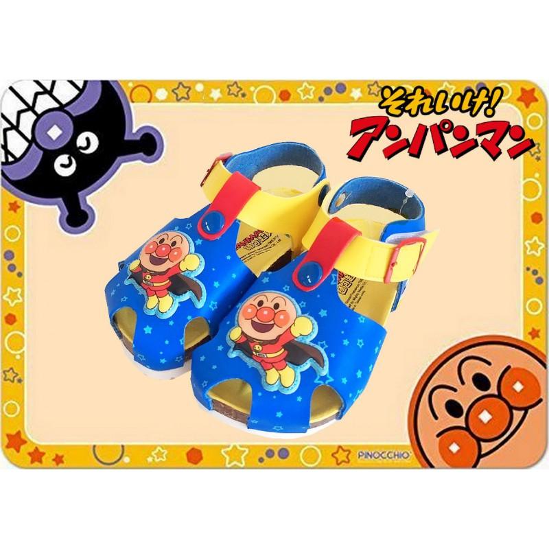預購~正版 麵包超人伯肯鞋 室外拖鞋 涼鞋