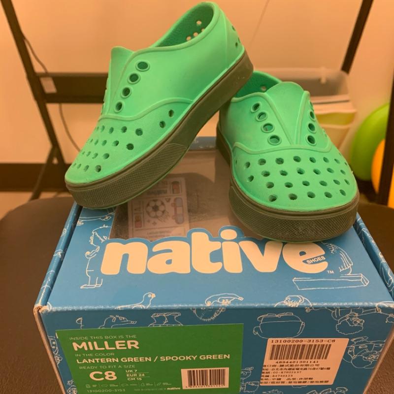 二手 NATIVE MILLER 兒童鞋