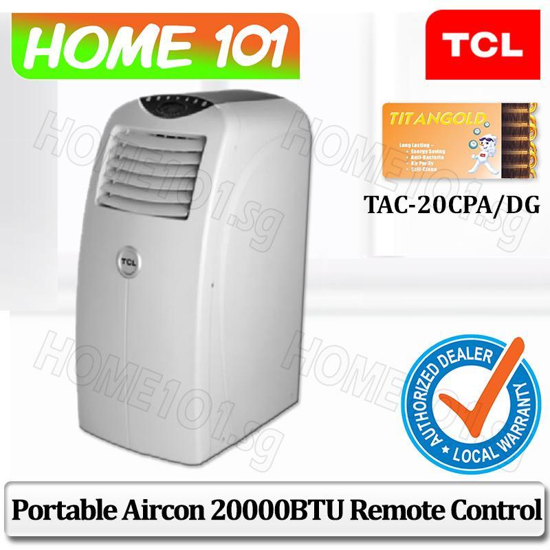 TCL Portable Aircon 20000BTU TAC-20CPA/DG