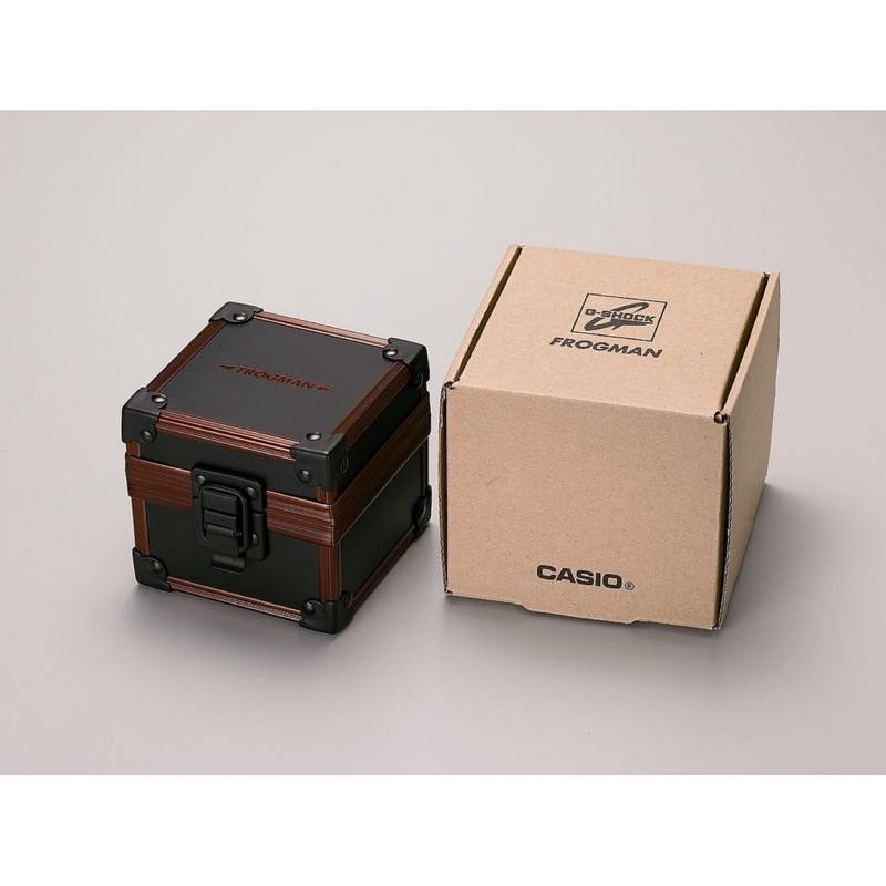 Casio g shock gwf 1000g frogman 黑金限量版 g-shock GWF 1000(無下水過)