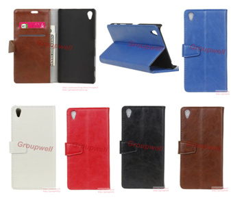 Samsung A9/A9 Pro Business Leather Flip Case 24011
