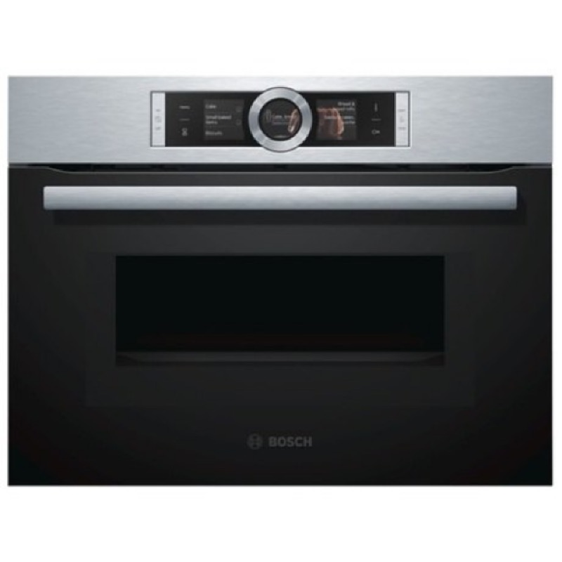 BOSCH博世 CMG636BS1 微波烤箱 8系列複合式烤箱