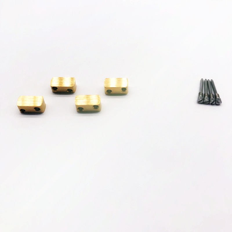 代用愛彼ap皇家橡樹系列男女表帶鏈配件鋼粒頭粒適配15400 15300