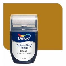 สีขนาดทดลอง Dulux Colour Play™ Tester - Henna 20YY 23/525
