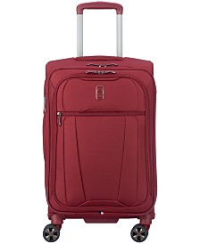 "Delsey Helium 360 25"" Expandable Spinner Suitcase, Created for Macy's"