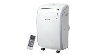 SONA 12 000 Btu Portable Aircon