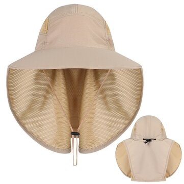 Waterproof Bucket Hat UV Protection Fishing Hat