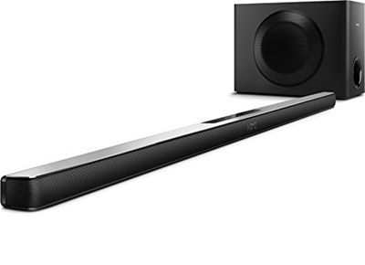 Direct from Germany -  Philips HTL7140B/12 5.1 Soundbar mit Ambisound (4K2K, Bluetooth/NFC, HDMI ARC