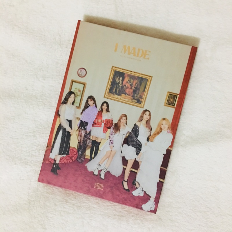 (G)I-dle 空專