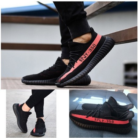 Adidas Yeezy350 Boost V2 運動鞋 情侶款 愛迪達 椰子 350v2 男女鞋 時尚潮鞋