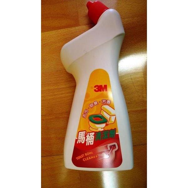 附發票*東北五金*3M馬桶清潔劑去污除臭芳香!