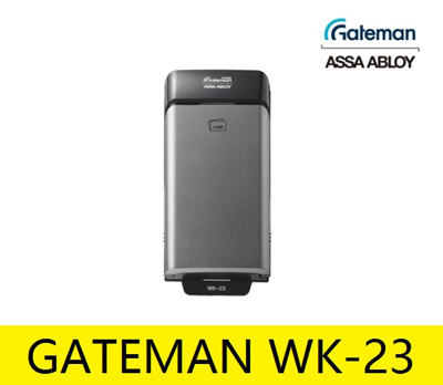 GATEMAN WK-23 / GATEMAN / WK-23 / WK23 / Digital Door Lock Smart Door Lock Rim Lock