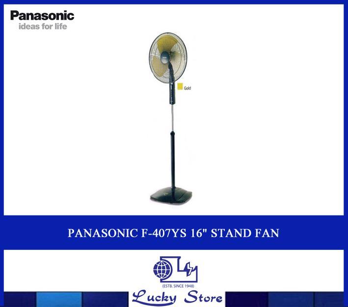 """Panasonic 16"""" Stand Fan F-407YS"""