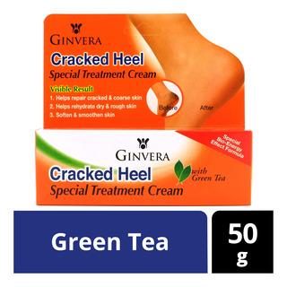 Ginvera Cracked Heel Cream - Green Tea