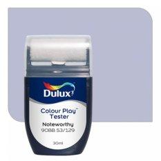 สีขนาดทดลอง Dulux Colour Play™ Tester - Noteworthy 90BB 53/129