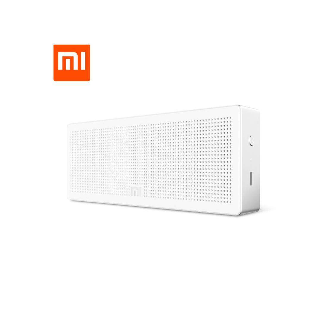 Original Xiaomi Mi Bluetooth Speaker 2 ลำโพงบูลทูธ Square Box 2 Stereo Portable Bluetooth 4.2 HD High Definition Sound Quality Play Music