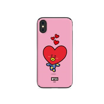 【OFFICIAL GOODS】 BT21 GUARD UP PLUS PHONE CASE / GALAXY,  iPhone case BTS - TATA