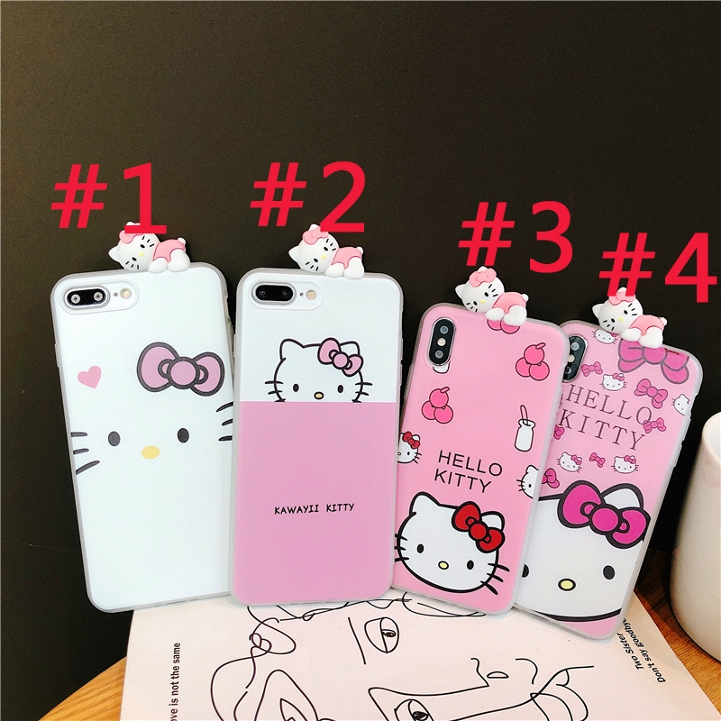 Hello Kitty Pattern Phone Case for Vivo V5 Plus V7 Plus V5 lite Y71 Y66 Y67