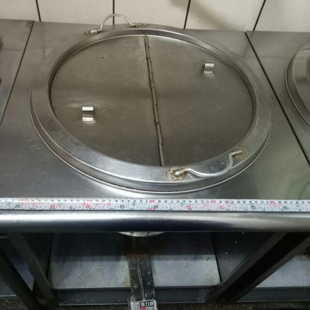 二手湯桶一整組含工作台/瓦斯爐