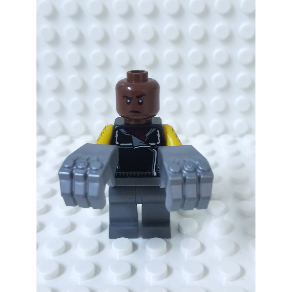 樂高LEGO #76083 震盪者