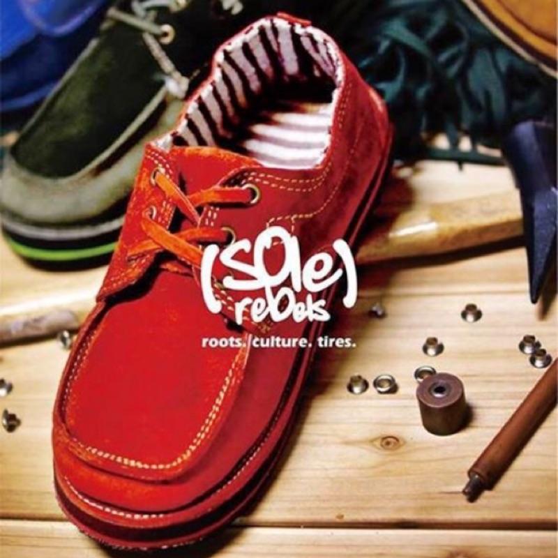 SoleRebels👟👟衣索比亞輪胎鞋底23號九成新❤️過年大特價