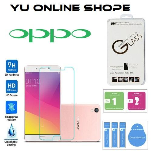 OPPO Tempered Glass Screen Protector For OPPO R15/R11S/R11S PLUS/R17 /R17 PRO [NON FULL COVER]