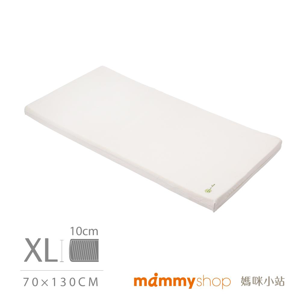 【媽咪小站】VE系列-嬰兒護脊床墊XL號 厚10cm(70 x 130cm)