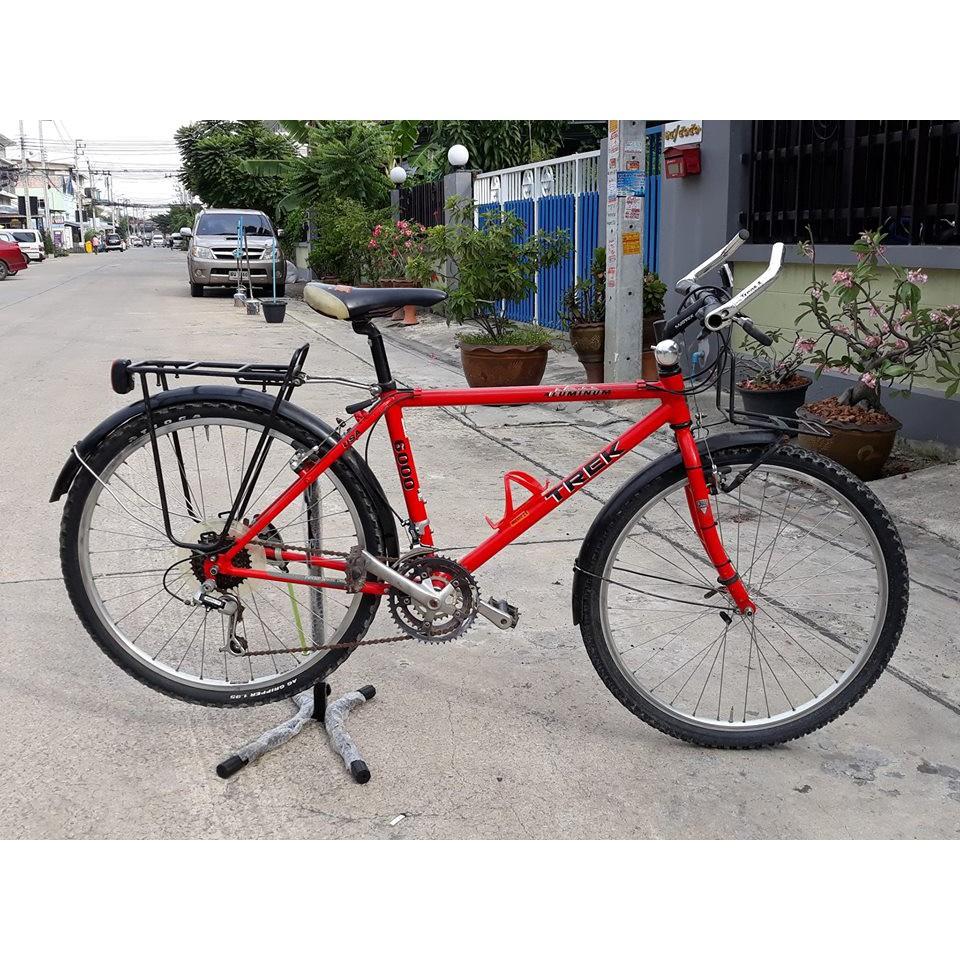 จักรยานเสือภูเขาทัวรริง TREK 6000