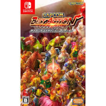 Nintendo Switch Belt action collection/Beat em Up bundle