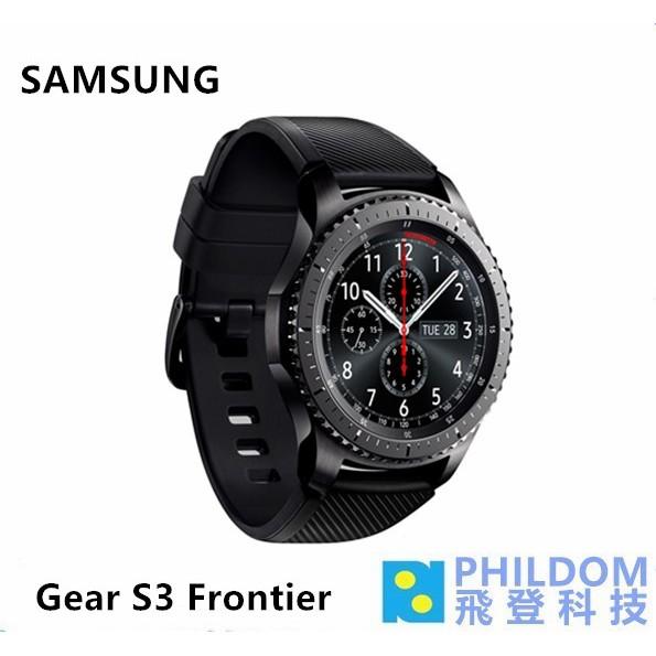 【公司貨】Samsung Gear S3 Frontier 冒險家 智慧型手錶 藍牙版